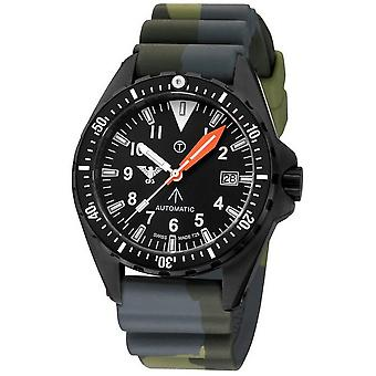 KHS MissionTimer 3 mens watch watches field automatic KHS. MTAFA. DC3