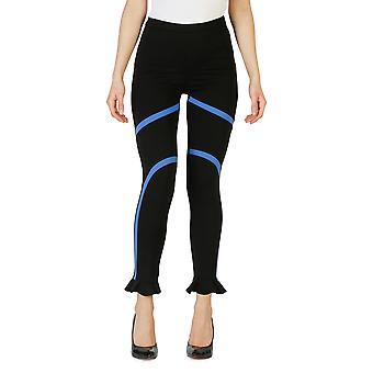 Pinko Women Trousers Black