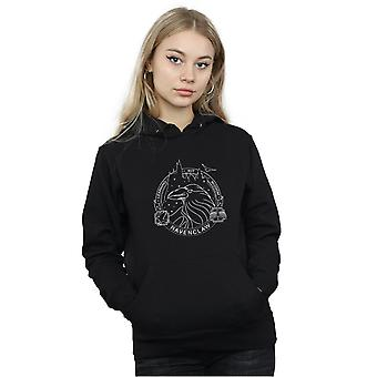 Harry Potter Women's Ravenclaw Seal Hoodie