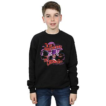 DC Comics Boys Batman TV Series The Penguin Aristocrat Sweatshirt