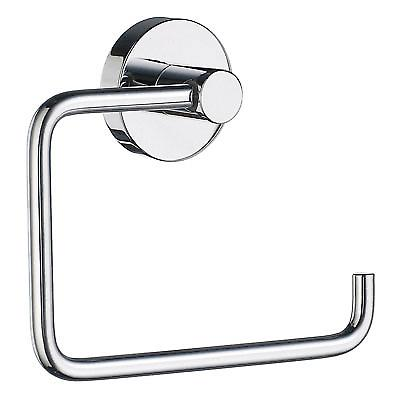 Loft Toilet Roll Holder - Polished Chrome LK341