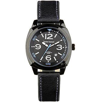 Bruno Banani horloge horloge van Ketos lederen analoge BR30020