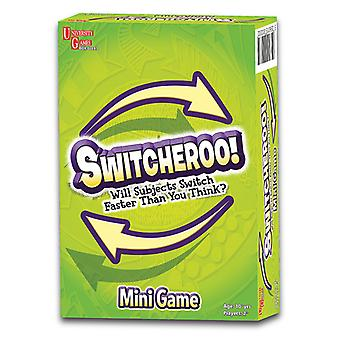 Switcheroo mini game