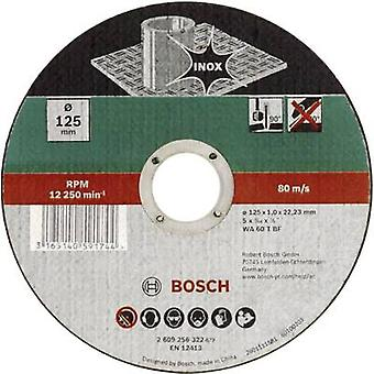 Taglio disco 115mm (dritto) 22,23 mm Bosch Accessori WA 60 T BF 2609256320 1/PC
