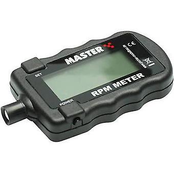 Tachometer Master RPM Meter (L x W x H) 99 x 55 x 15 mm 1 pc(s)