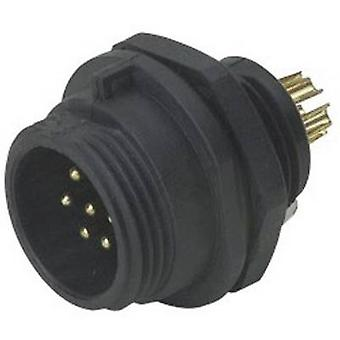 Weipu SP1312 / P 4 Bullet connector Plug, mount Series (connectors): SP13 Total number of pins: 4 1 pc(s)