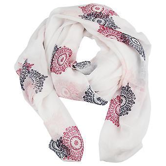 s.Oliver kvinnor scarf halsduk trasa 39.605.91.8504-46A2