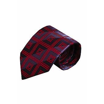 Red tie V49