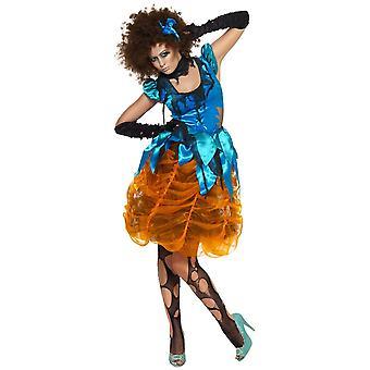 Donne costumi costume principessa zombie di Halloween Killerella
