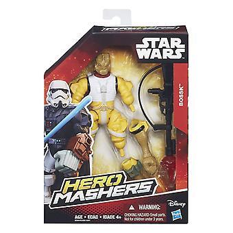 Star Wars Hero Mashers Figure - Bossk