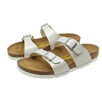 Birkenstock SYDNEY BF damas sandalias ojotas zapatos verano sandalia-n blanco