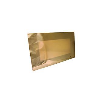 Backofen Tür Glasspiegel