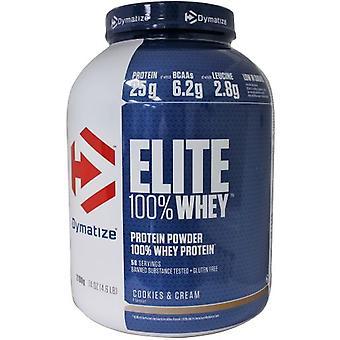 Dymatize Elite 100% Whey Protein  2100 gr (Sport , Muscle mass , Proteins)