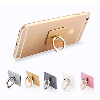 10 Pcs Cell Phone Ring Holder Phone Ring Stand Holder Finger Ring Phone Grip Stand 360 Degree Rotation Universal for Sma