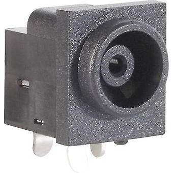 BKL Electronic 072800 Low power connector Socket, horizontal mount 3.9 mm 1.5 mm 1 pc(s)