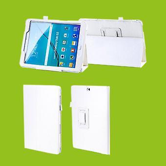 Für Apple iPad Pro 12.9 Zoll 2018 Neue Version Weiß Kunstleder Hülle Cover Tasche Case Etuis Neu