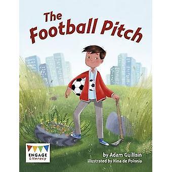 Boisko do piłki nożnej przez Adam Guillain - Nina de Polonia - 9781474717847