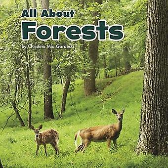 All About Forests by Christina Mia Gardeski - 9781474747219 Book
