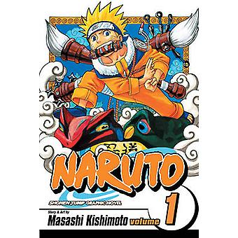 Naruto von Masashi Kishimoto - Masashi Kishimoto - 9781569319000 buchen