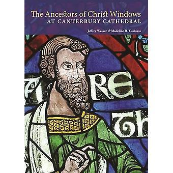 Förfäderna av Kristus Windows Canterbury Cathedral av Jeffrey vi