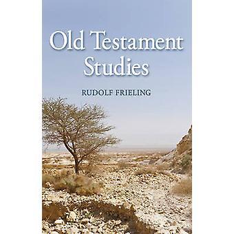 Alttestamentliche Studien (2nd Revised Edition) von Rudolf Frieling - Marg