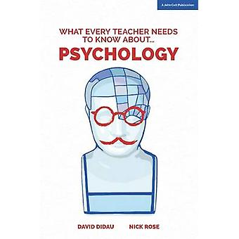What Every Teacher Needs to Know About Psychology by David Didau - Ni