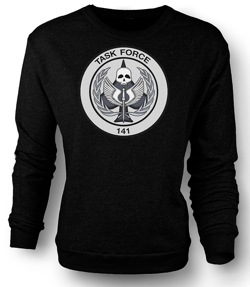 Mens Sweatshirt Taskforce 141 - Special Forces Gamer