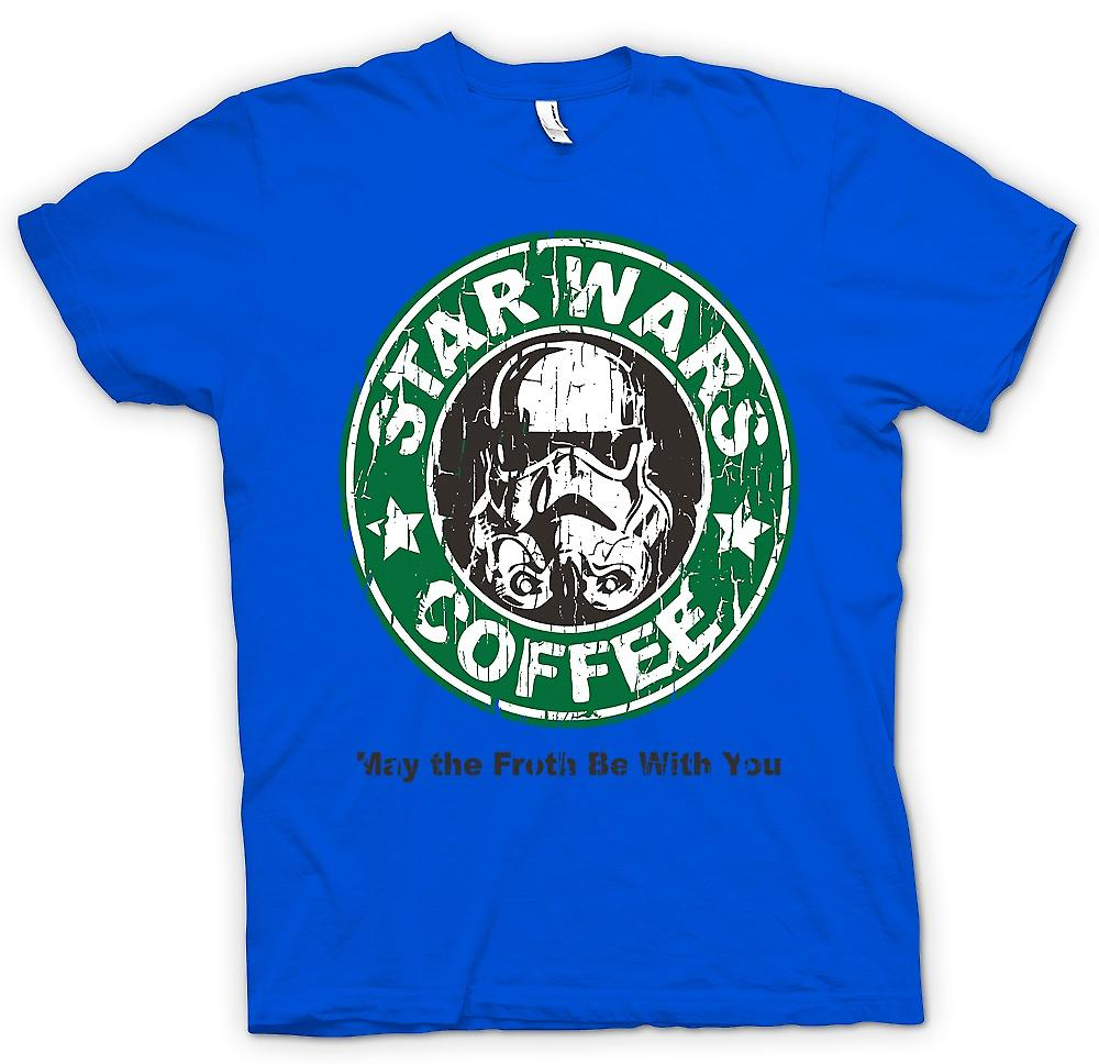 Mens T-shirt - café de Star Wars - Stormtrooper