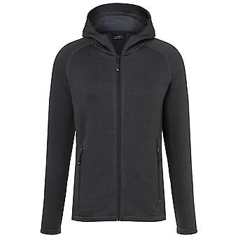 James and Nicholson Mens Stretch Fleece Jacket
