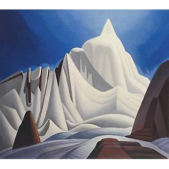 The Idea of North - The Paintings of Lawren Harris by Steve Martin - 9