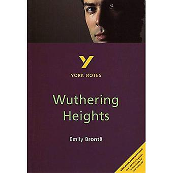 York Notes on Emily Bronte's  Wuthering Heights  (York Notes)
