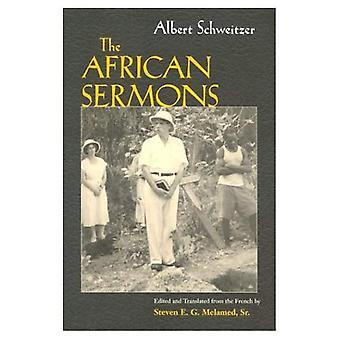 Albert Schweitzer&s African Sermons