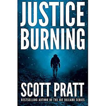 Justiça queimando