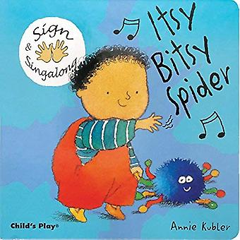 Itsy, Bitsy Spider (Sign and Singalong)
