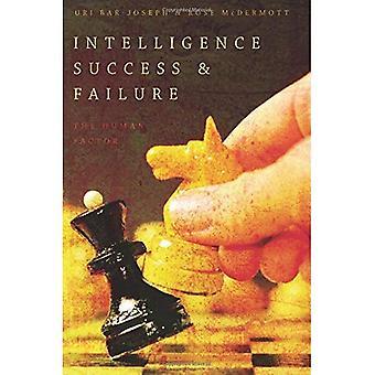 Inteligência de sucesso e fracasso: O fator humano