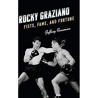 Rocky Graziano: Nyrkit, mainetta ja mammonaa