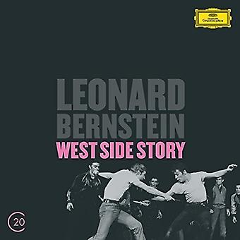 Te Kanawa/Carreras/Bernstein - 20C: Bernstein-West Side Story [CD] USA import