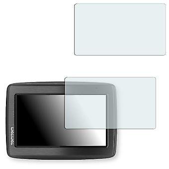 TomTom via 130 M Europe traffic display protector - Golebo crystal clear protection film