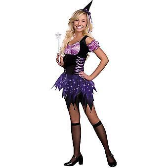 Lighting Witch Teen Costume