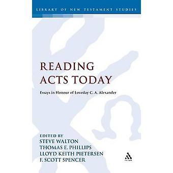 Lezing teksten vandaag door Walton & Steve & Dr