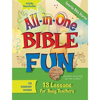 Favorite Bible Stories for Elementary Children 13 Lessons for Busy Teachers by Abingdon Press