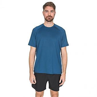 Trespass Boys Deckard DLX Short Sleeve Polyester T Shirt