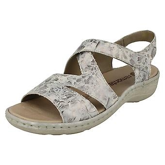 Ladies Remonte Slingback Sandals D7642