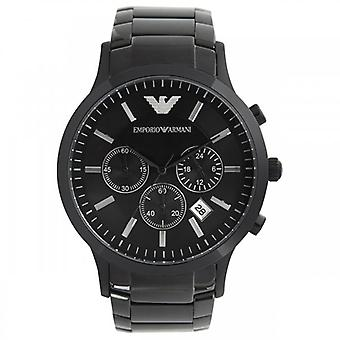 Armani Watches Ar2453 Black Stainless Steel Men's Watch
