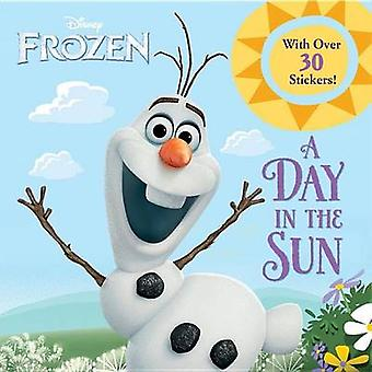 A Day in the Sun by Frank Berrios - 9780736430883 Book
