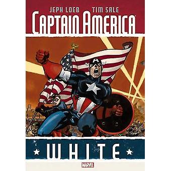 Captain America - White by Jeph Loeb - Tim Sale - 9780785194194 Book