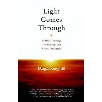 Light Comes Through - Buddhist Teachings on Awakening to Our Natural I
