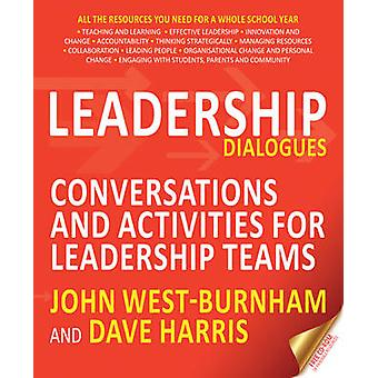 Leadership Dialogues - Conversations and Activities for Leadership Tea