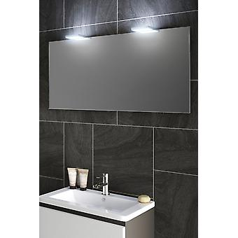 Ambient Shaver LED Top Light Mirror Avec Demister Pad et Sensor k491w