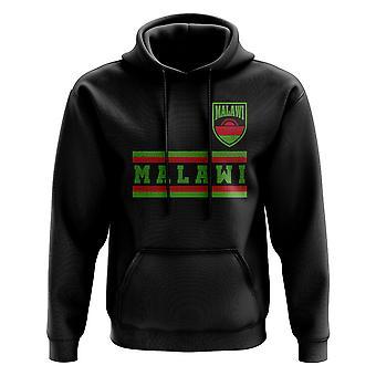 Malawi Core Football Country Hoody (Black)